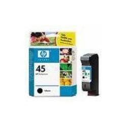 CARTOUCHE ENCRE HP 51645A Ink Black 42 ml