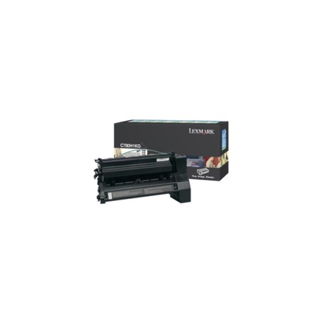Lexmark C780H1KG Toner Black Return Program