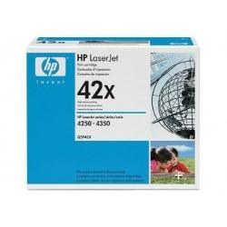 CARTOUCHE TONER NOIRE SMART PRINT Q5942X HP LASERJET 4250/4350