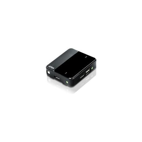Aten CS782DP-AT 2 port USB DisplayPort