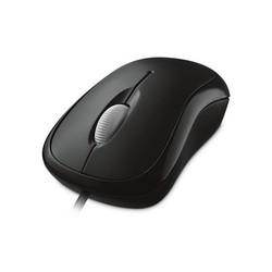 Microsoft 4YH-00007 Basic Optical Mouse Black