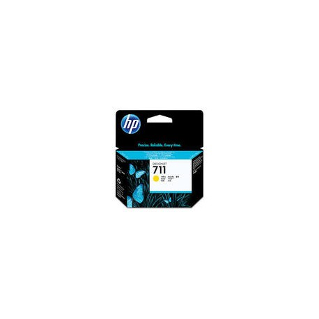 HP CZ132A Ink Yellow No.711 29ml