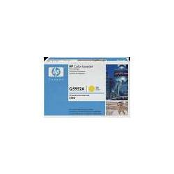 HP Inc. Toner Yellow Color 4700 (Q5952-67901)
