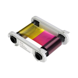 Evolis R5F008EAA Colour ribbon YMCKO