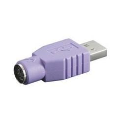 ADAPTATEUR USB/PS2 R2F. USBA-M/PS2-F