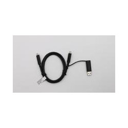 Lenovo USB-C Cable W/ Dongle TP (FRU03X7470)