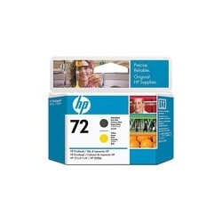 HP Print Head Black+Yellow C9384A