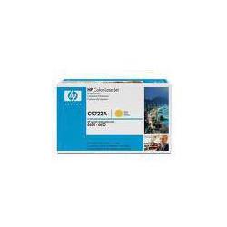 HP Toner Cartridge 8000sh Yellow (C9722-67901)