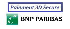 BNP 3D SECURE